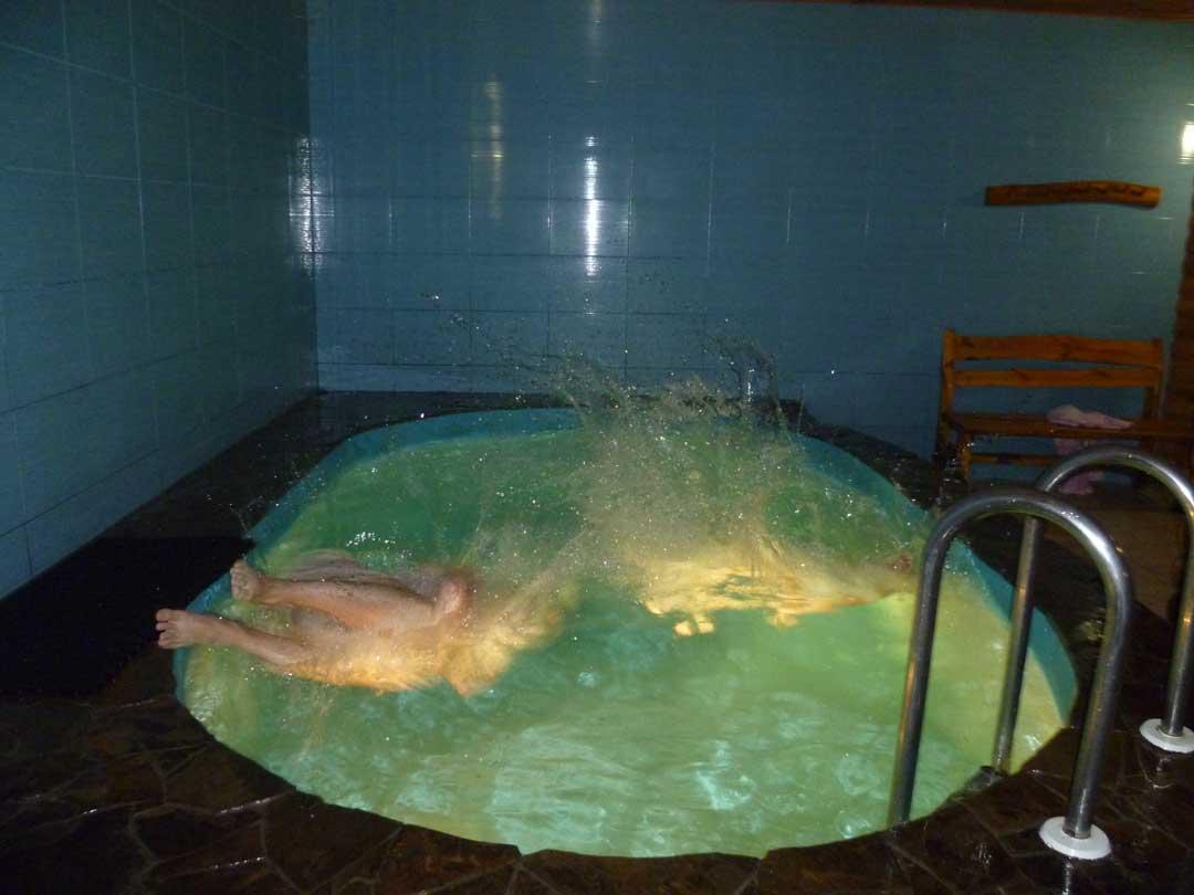 в бане в сауне фото