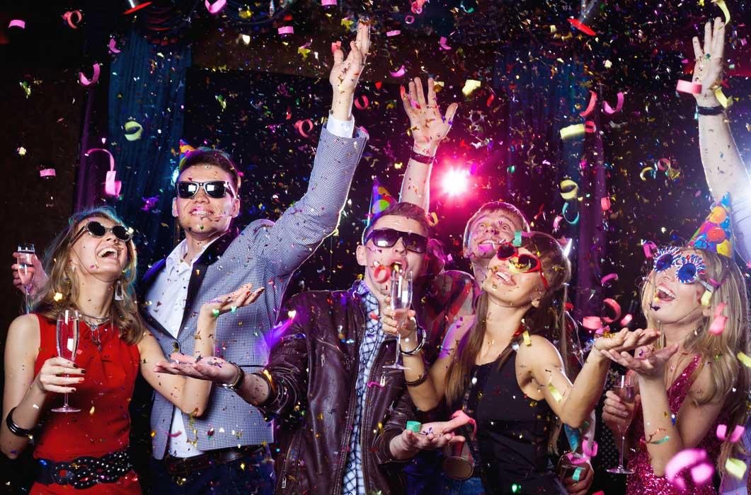 Корпоративная вечеринка к новому году