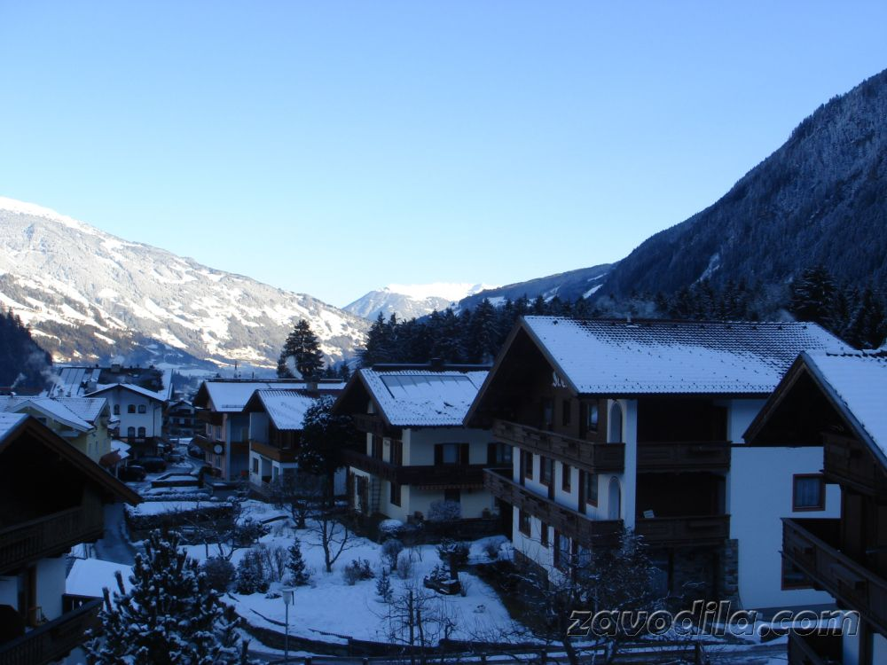 Горнолыжный-курорт-Майрхофен-Австрия-фото-отзывы