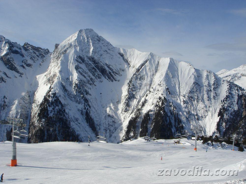 Горнолыжный курорт Майрхофен Австрия фото отзывы