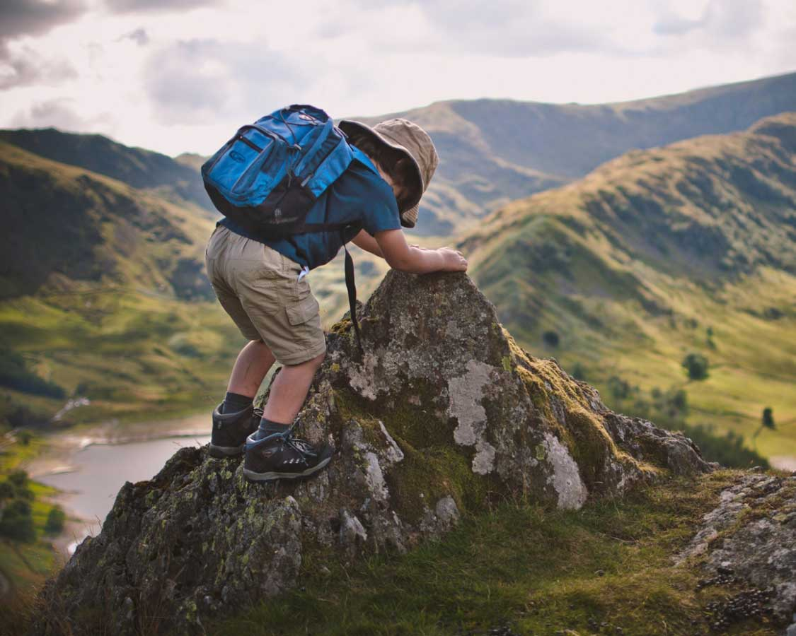 Путешествие с маленьким ребенком: советы