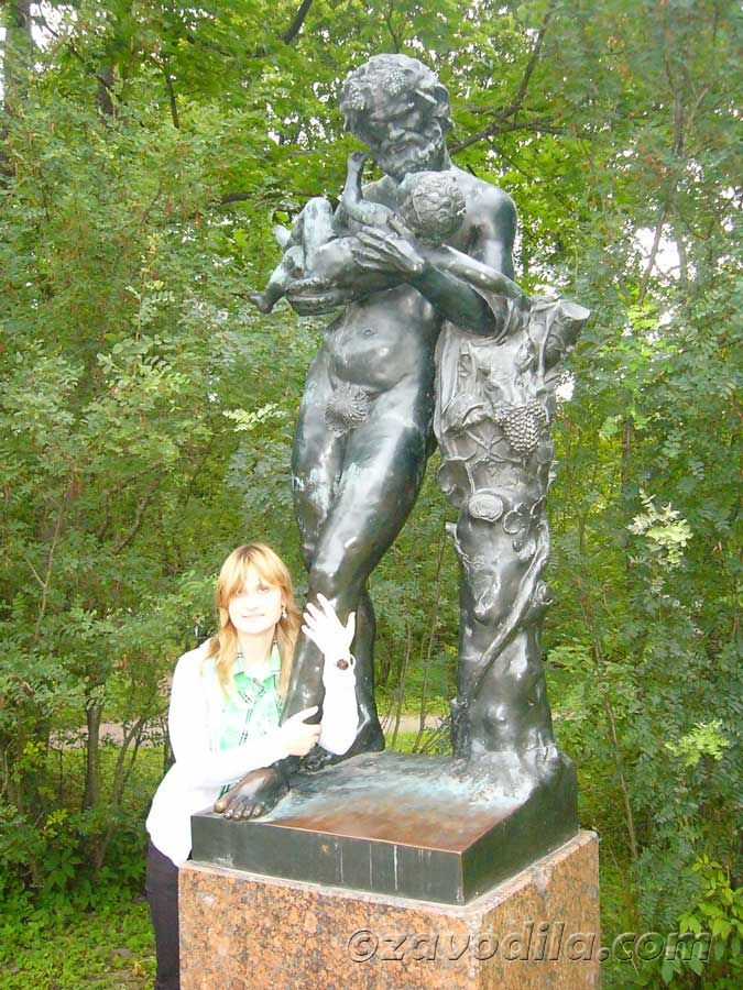 Город Пушкин, Царское село, экскурсия