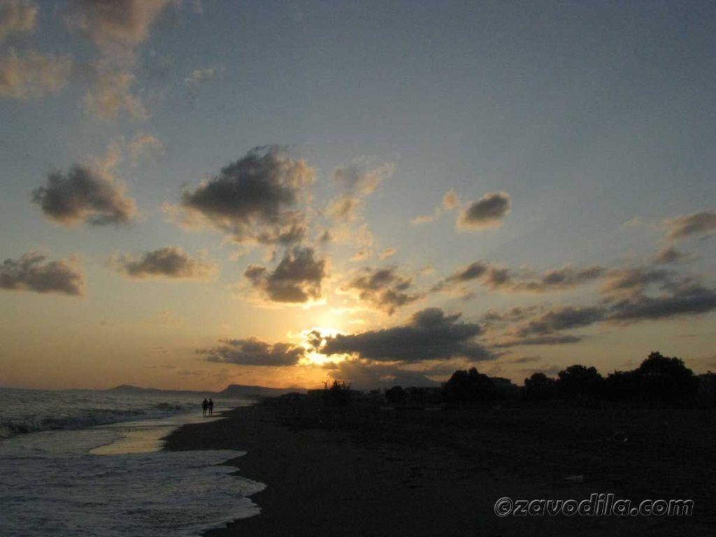 Отдых на острове Крит, в Греции, Ретимно