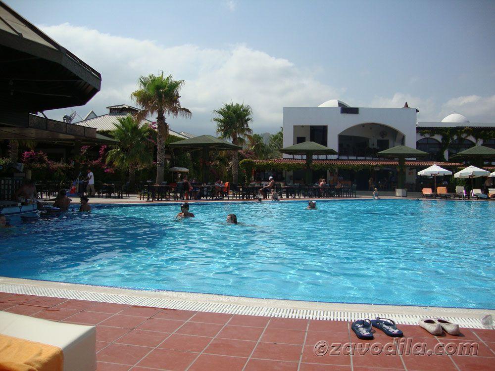 Медовый месяц в Турции, город Кемер. часть 1