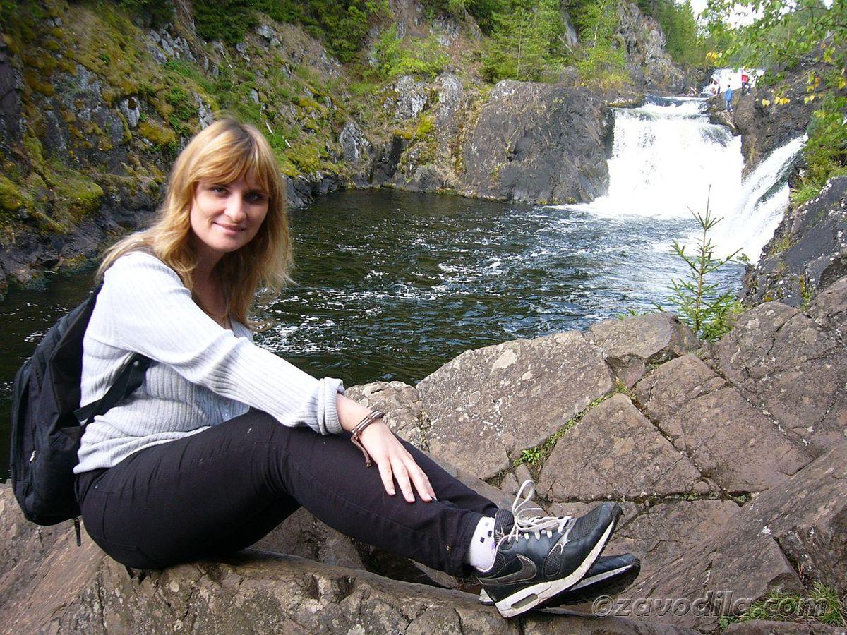 Необычная Карелия. Поездка в Петрозаводск и на водопад Кивач