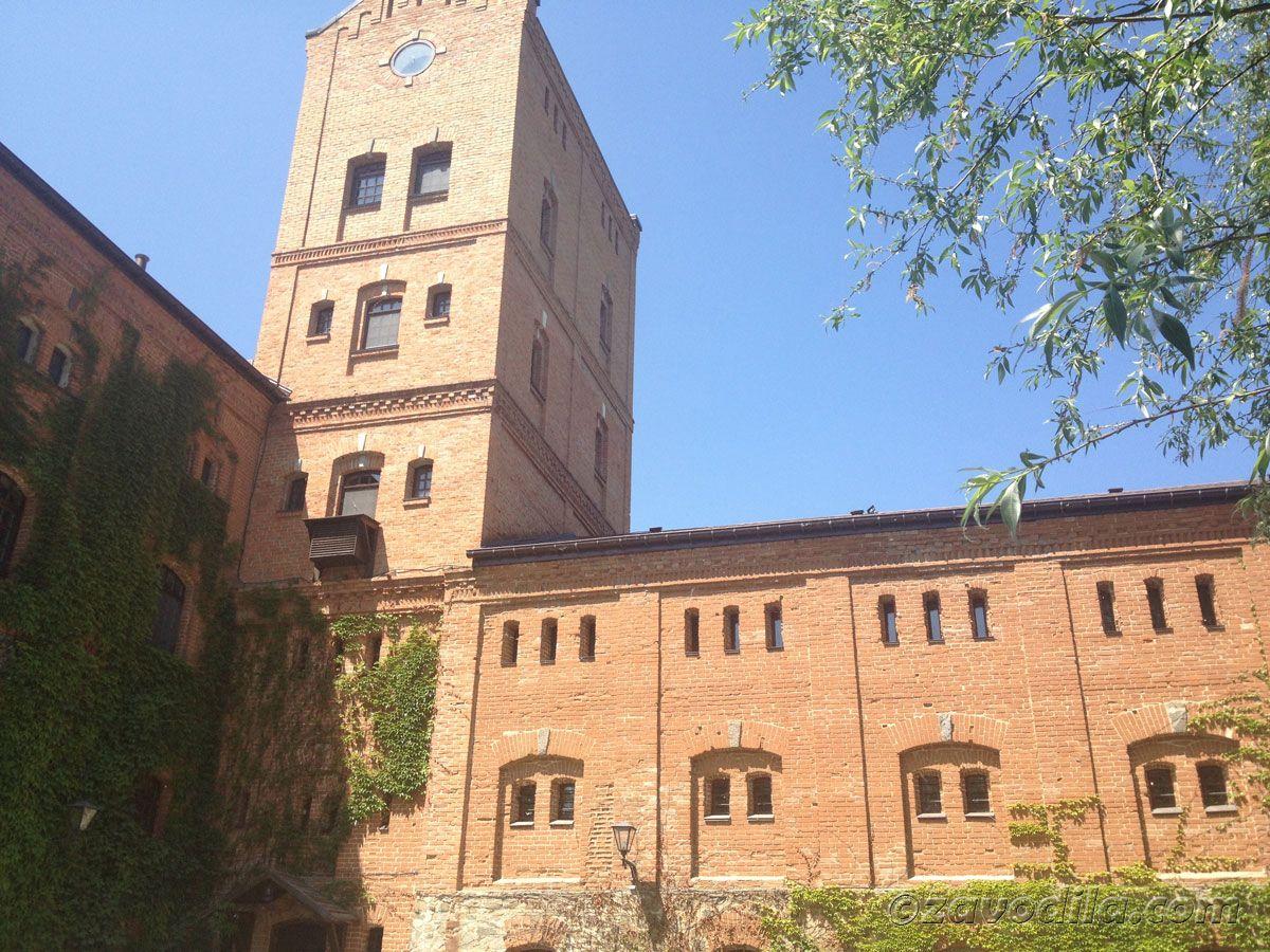 поездка в замок Радомышль