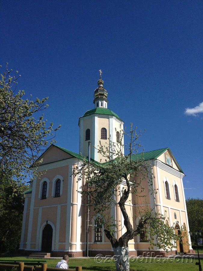 Поездка в Чигирин, Субботов и Холодный Яр