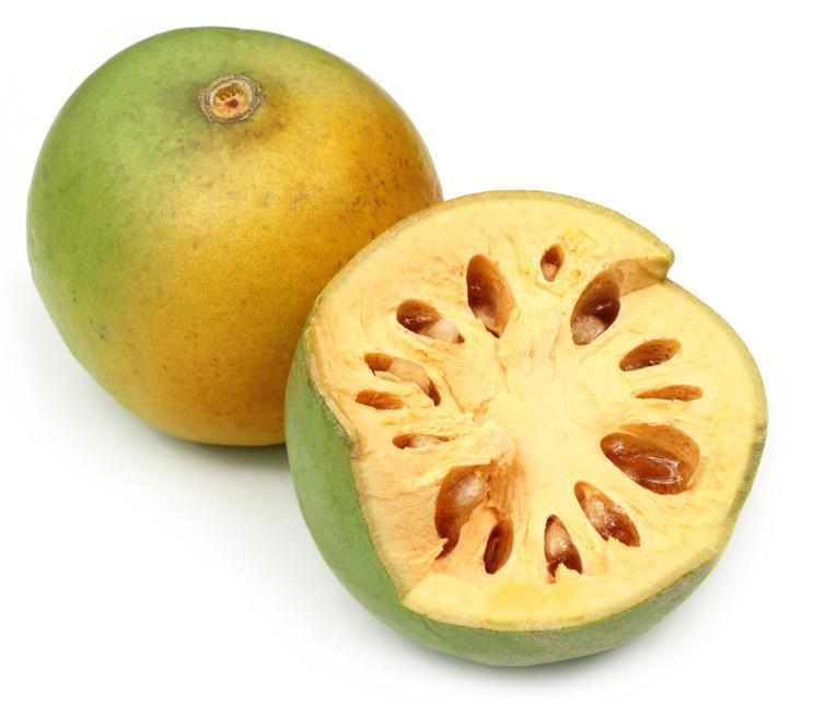 Необычные фрукты стран