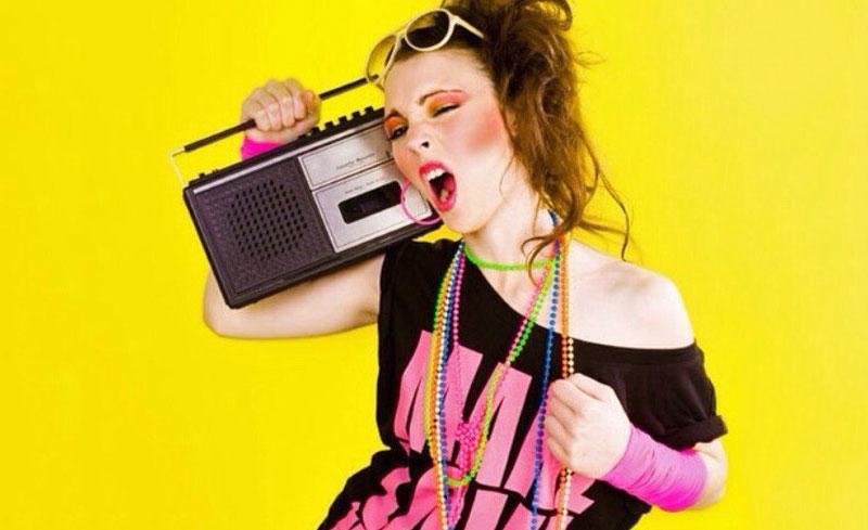 Вечеринка-в-стиле-80-х (Диско)