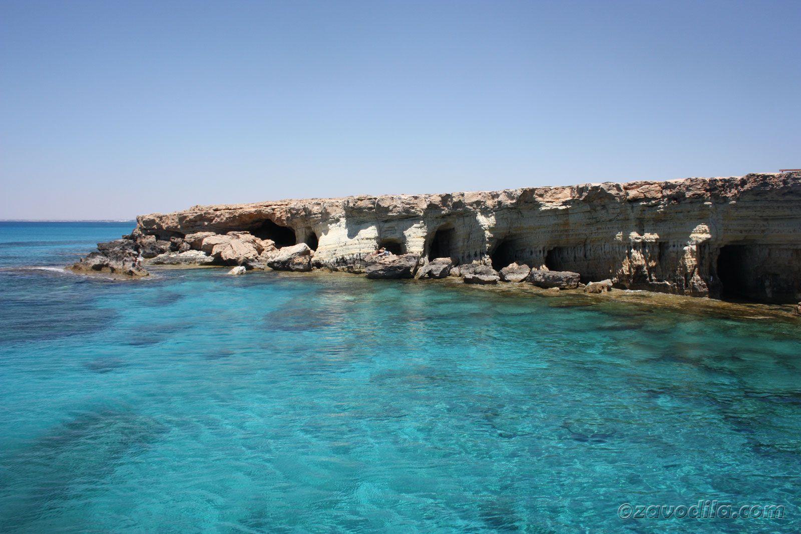 как самостоятельно организовать отдых на Кипре