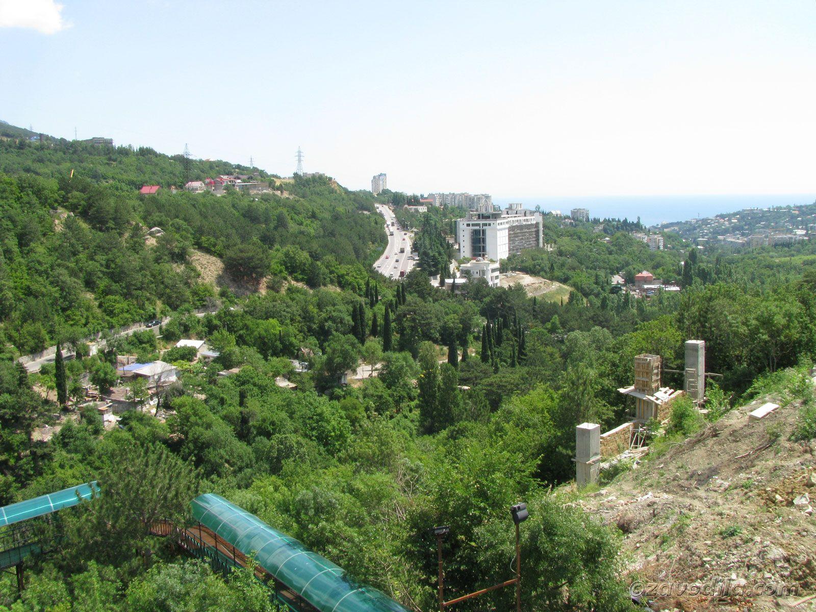 """Зоопарк """"Сказка"""", Ялта, Крым"""