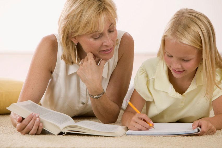 учим делать домашнее задание самостоятельно