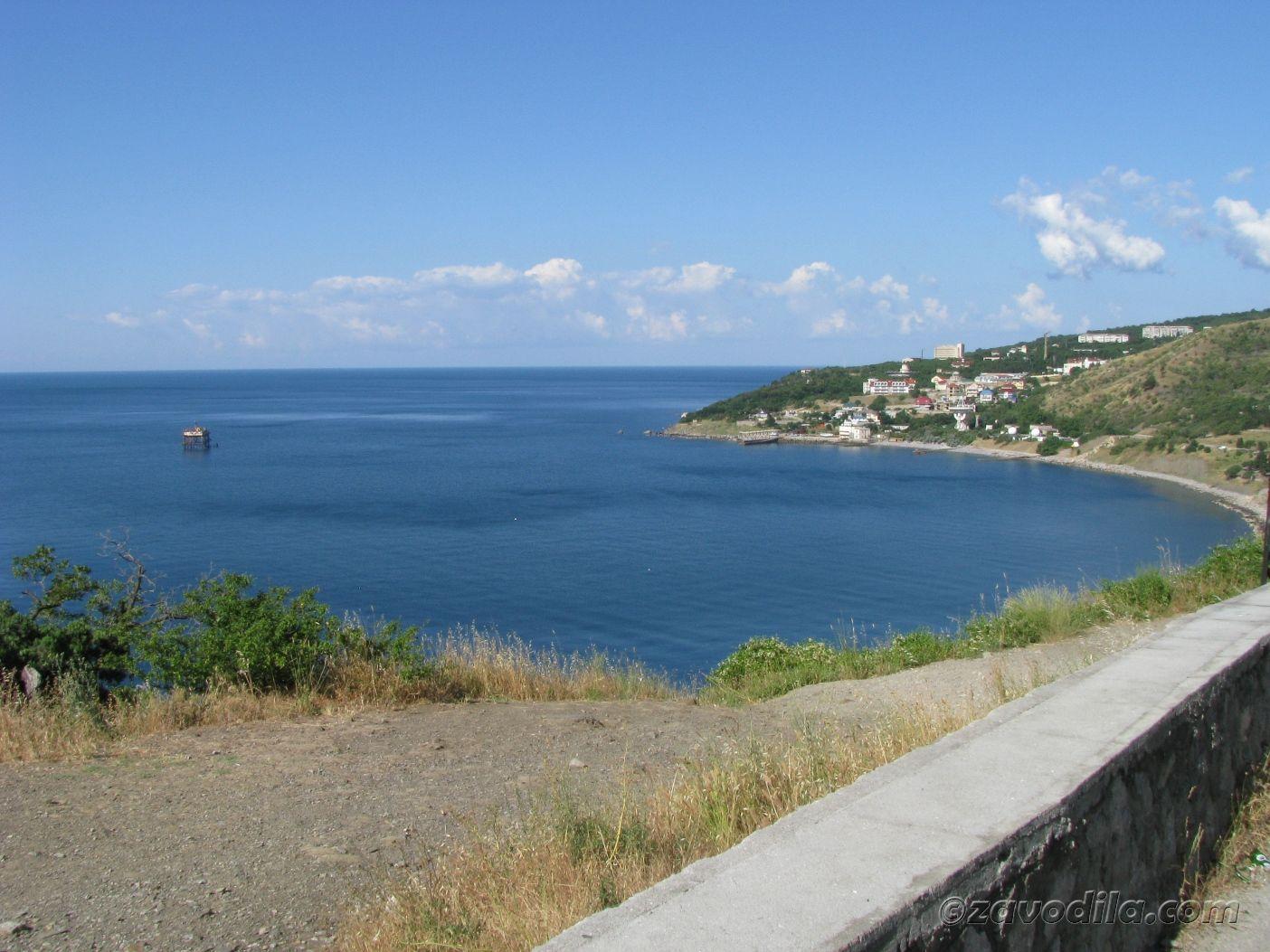 поселок Жуковка (Парковое), Крым