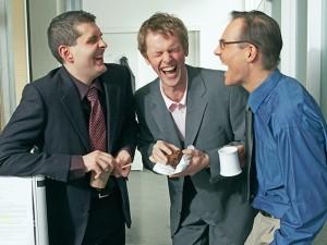 Как потерять боязнь показаться смешной