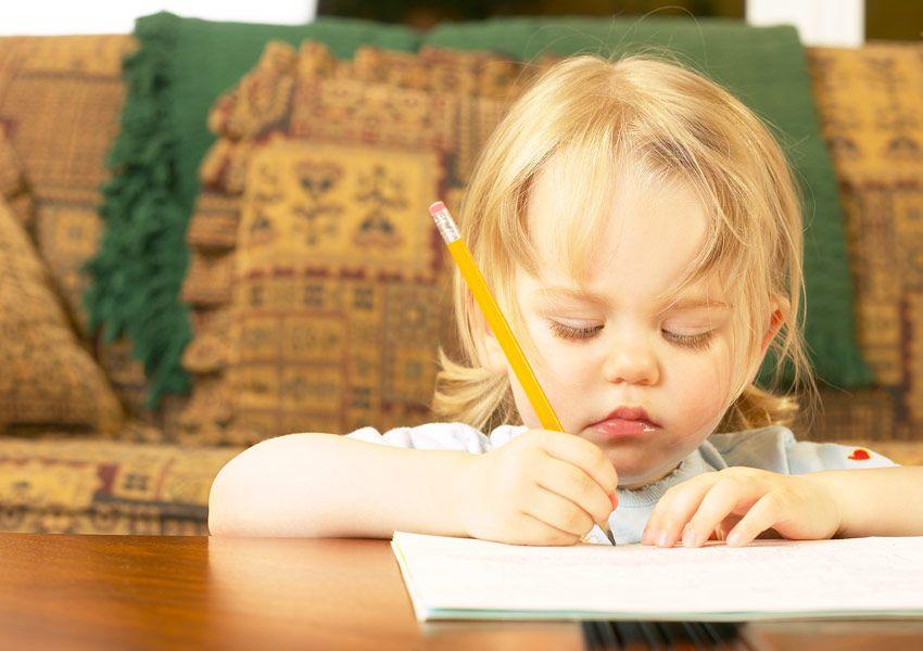 Мышление ребенка — развиваем, играя