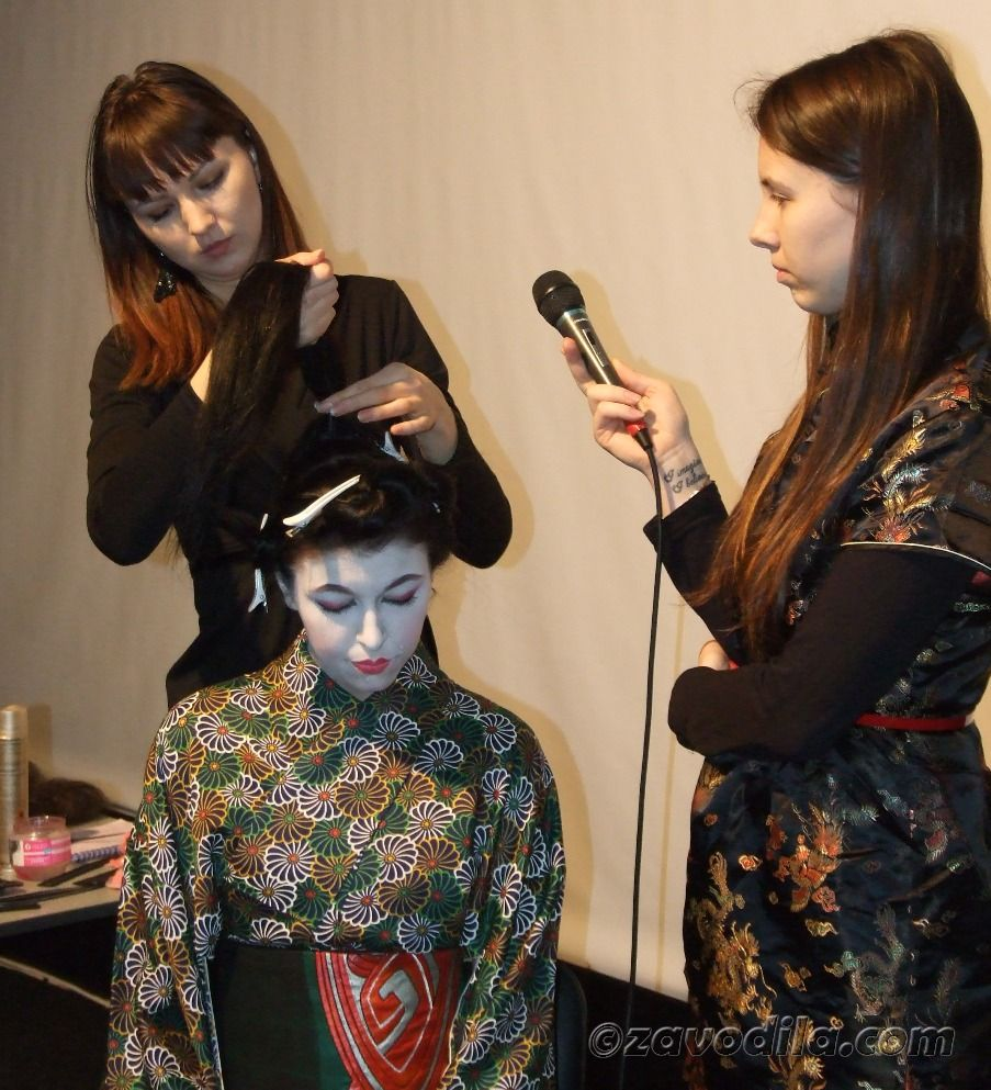 выставка самураев
