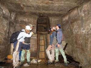 Диггерство, подземный Киев