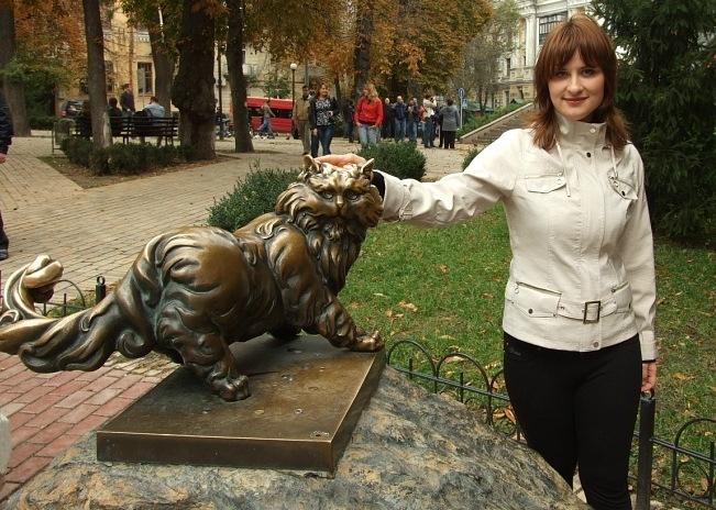 Марафон по Киеву. Открывая интересные места