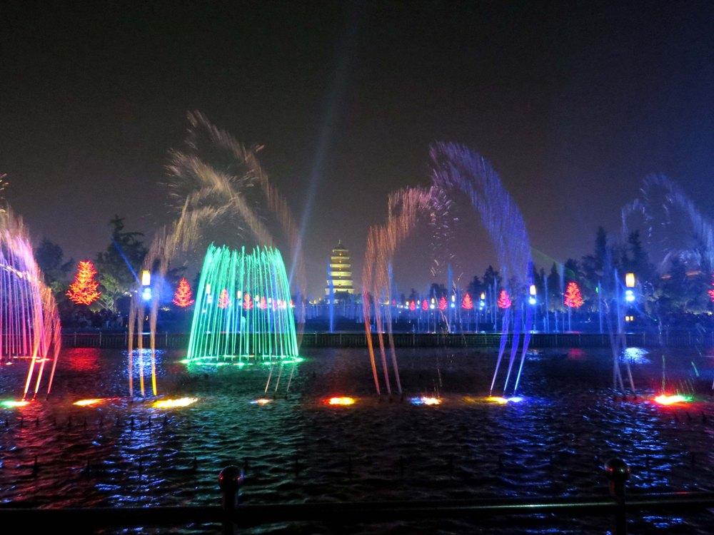 Самые удивительные фонтаны мира