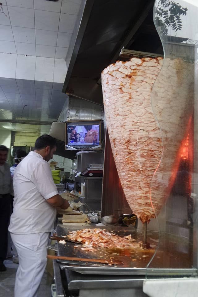 Сирия, кухня, гастрономический туризм