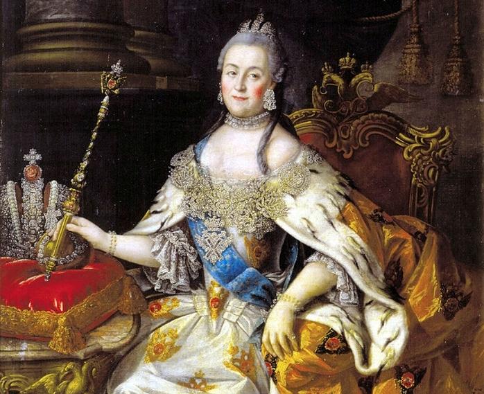 женщины, изменившие мир - Екатерина II
