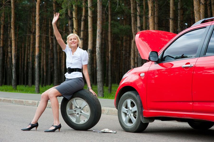 Курсы вождения: женщине там не место!