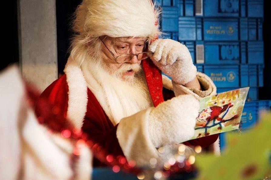 Веселые истории. Ребенок и письмо Деду Морозу