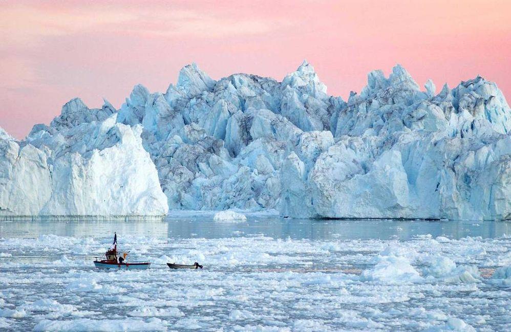 Самые необычные новогодние традиции - Гренландия