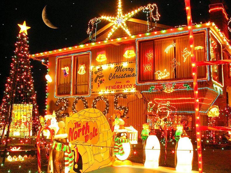 Самые необычные новогодние традиции Дания