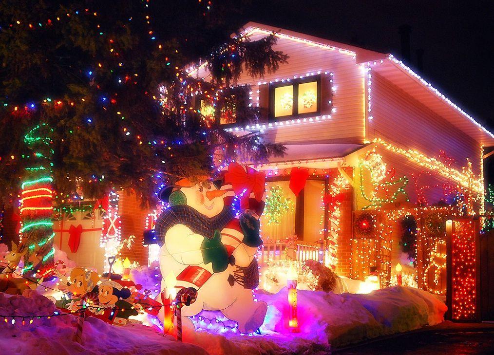 Самые необычные новогодние традиции Канада