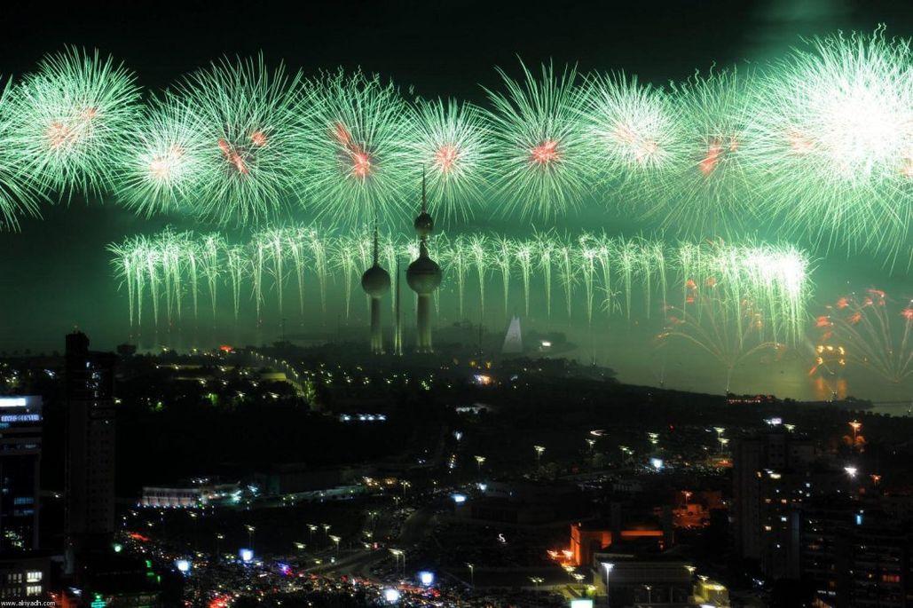 Самые необычные новогодние традиции Кувейт