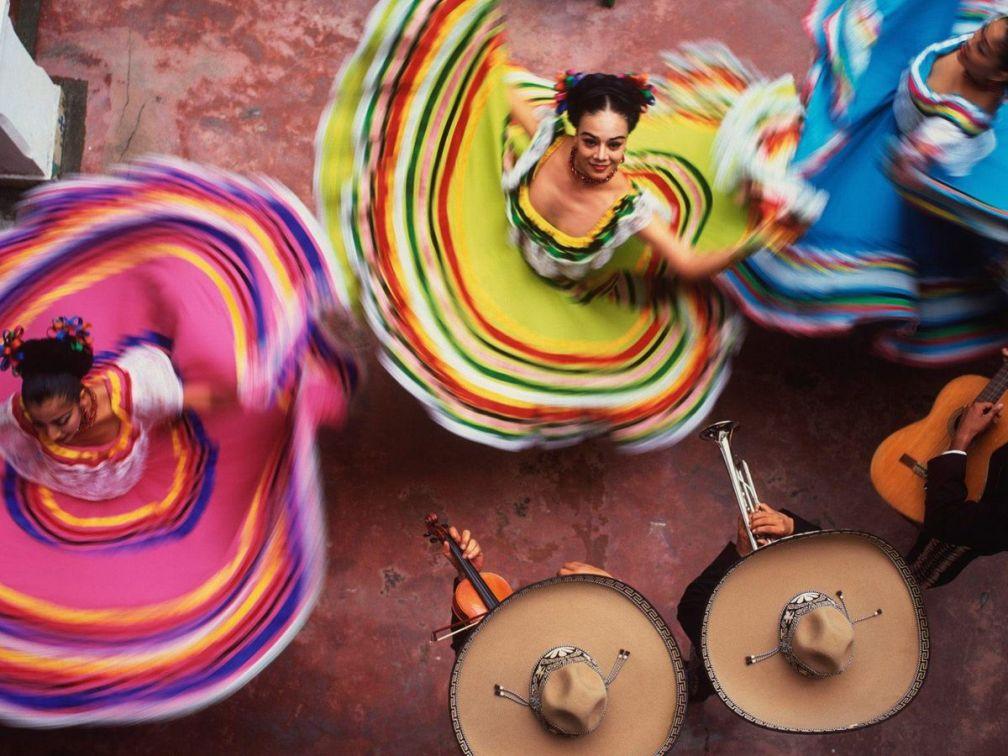 Самые необычные новогодние традиции Мексика
