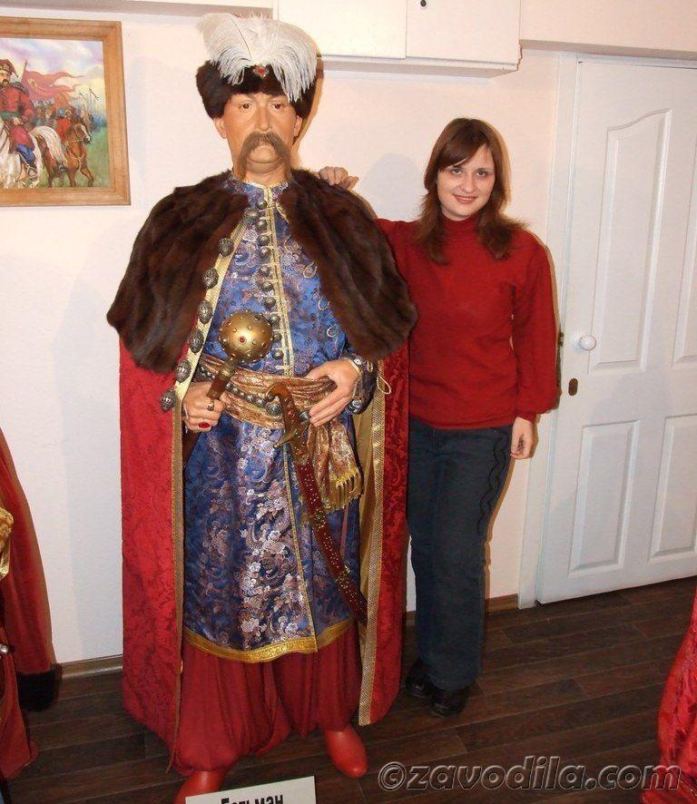 музей восковых фигур, Киев