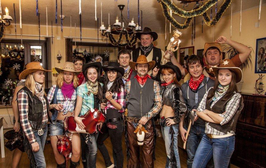 вечеринка в стиле Дикий запад: сценарий, организация, оформление, наряды, меню, конкурсы