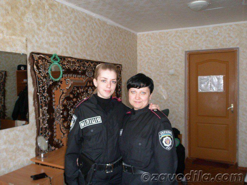 истории курсантов милиции