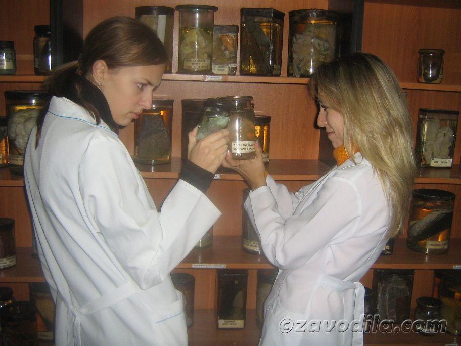 Злые будни студента-медика, часть 1