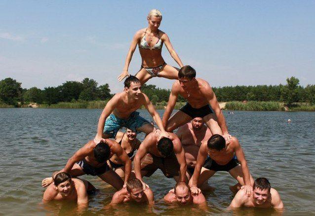Лагерь «Убей здоровье» — развлечения на любой вкус