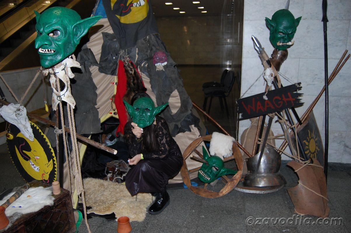 Некрокомикон. Фестиваль ужасов в Киеве