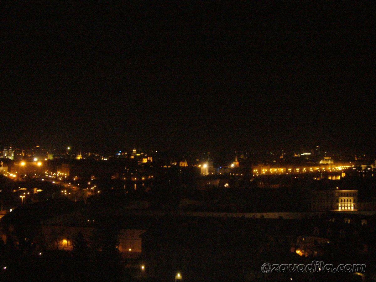 Мистическая и пугающая Прага