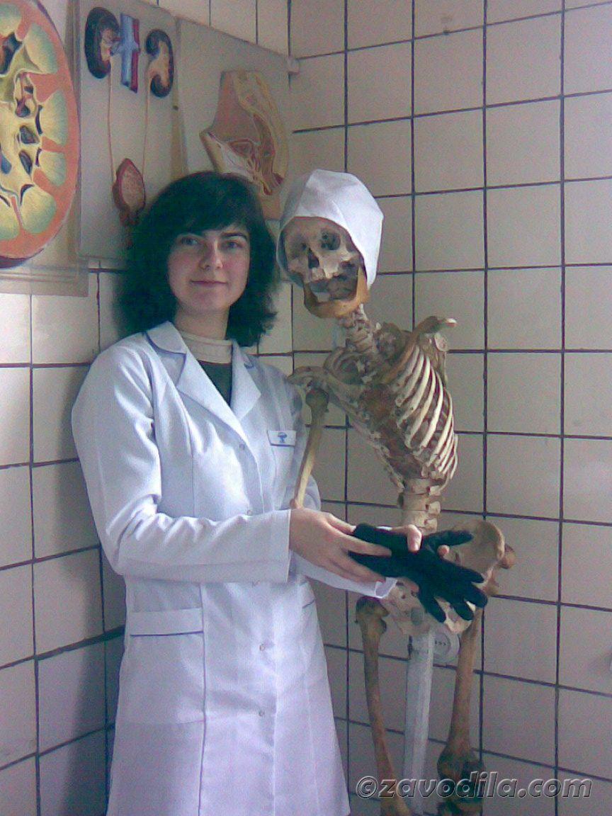 веселая жизнь студента-медика