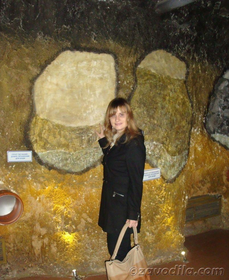 Круговорот воды не только в природе. Музей воды в Киеве. фото