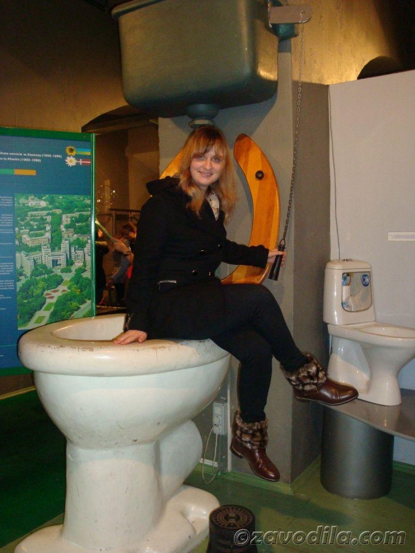 Круговорот воды не только в природе. Музей воды в Киеве