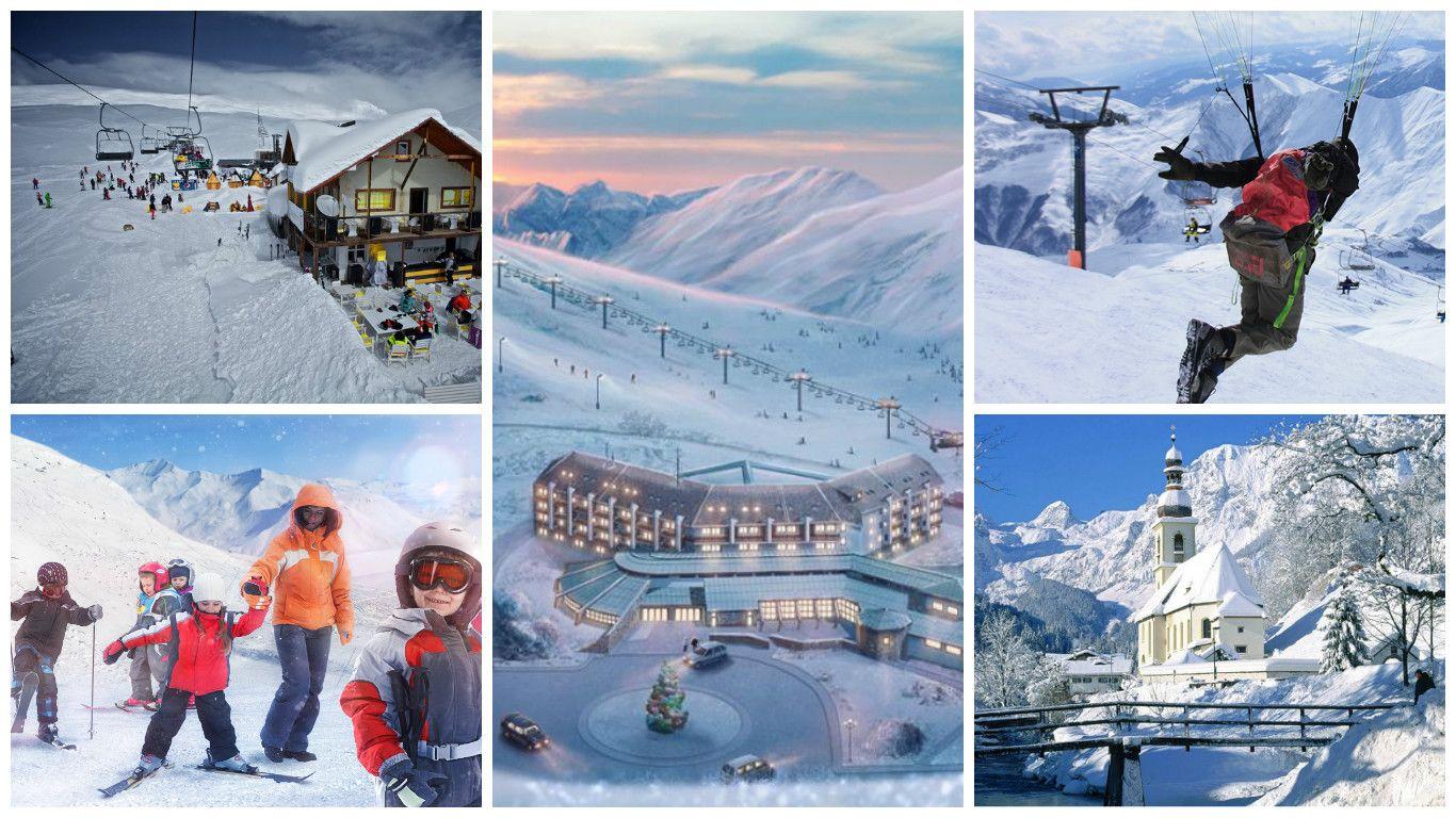 Выбираем горнолыжный курорт