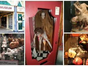 самые необычные музеи мира - музей секса в Амстердаме