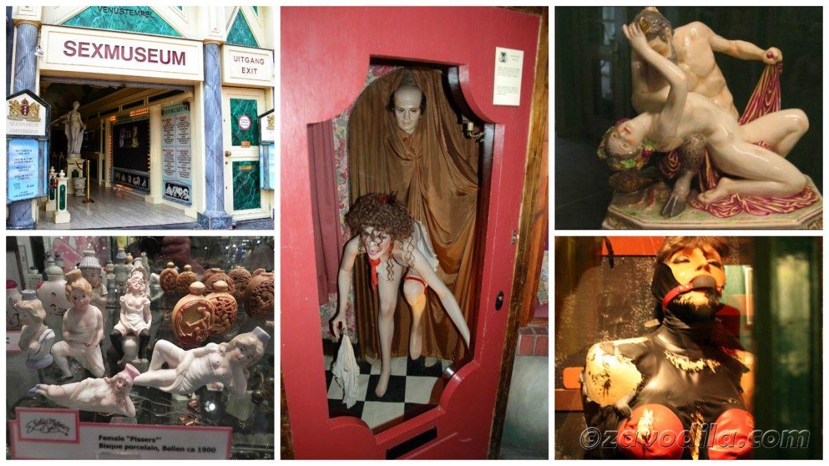 ТОП-10 самых необычных и странных музеев мира, которые должен посетить каждый