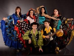 цыганская вечеринка, сценарий, костюмы, меню, конкурсы