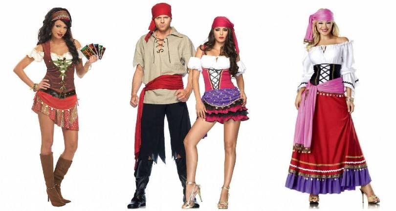 цыганская вечеринка, сценарий, костюмы, меню, конкурсы, дресс-код
