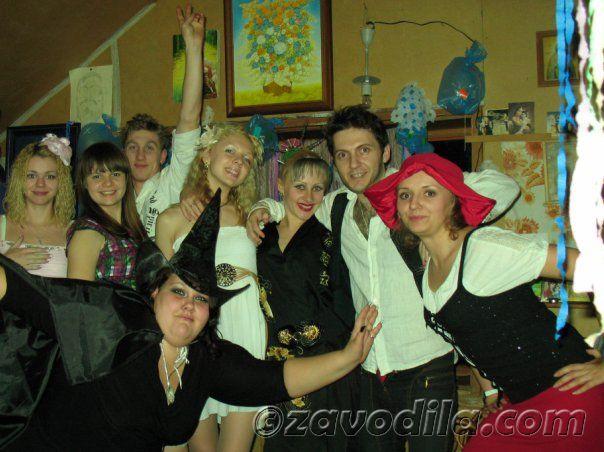 Новый год костюмированная вечеринка в стиле Сказочные герои