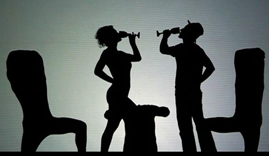 Черно-белая вечеринка: сценарий, оформление, меню и конкурсы, фото