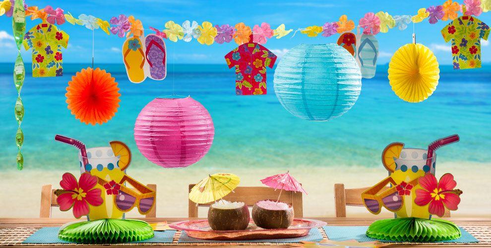 Пляжная вечеринка зимой и летом: сценарий, оформление, дресс-код, меню и конкурсы
